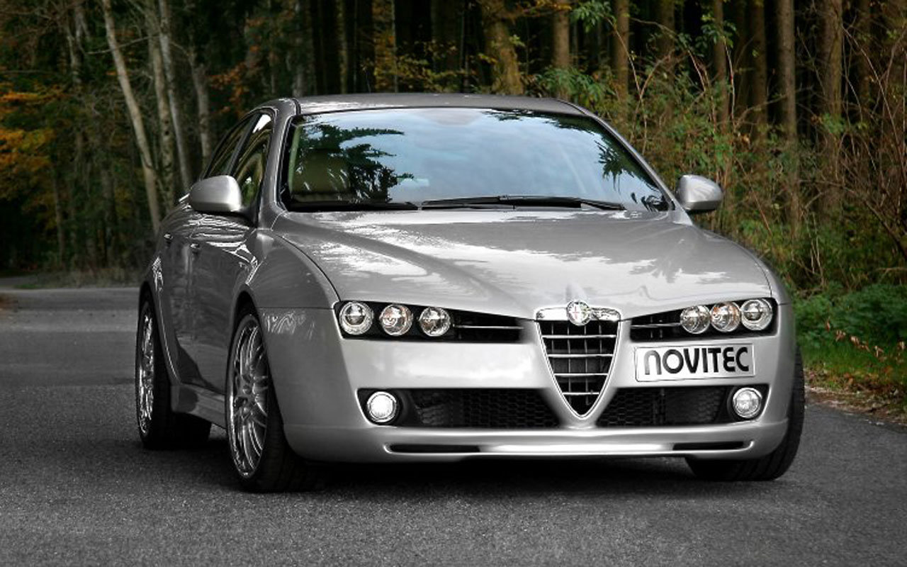 2007 alfa romeo 159 photos informations articles. Black Bedroom Furniture Sets. Home Design Ideas