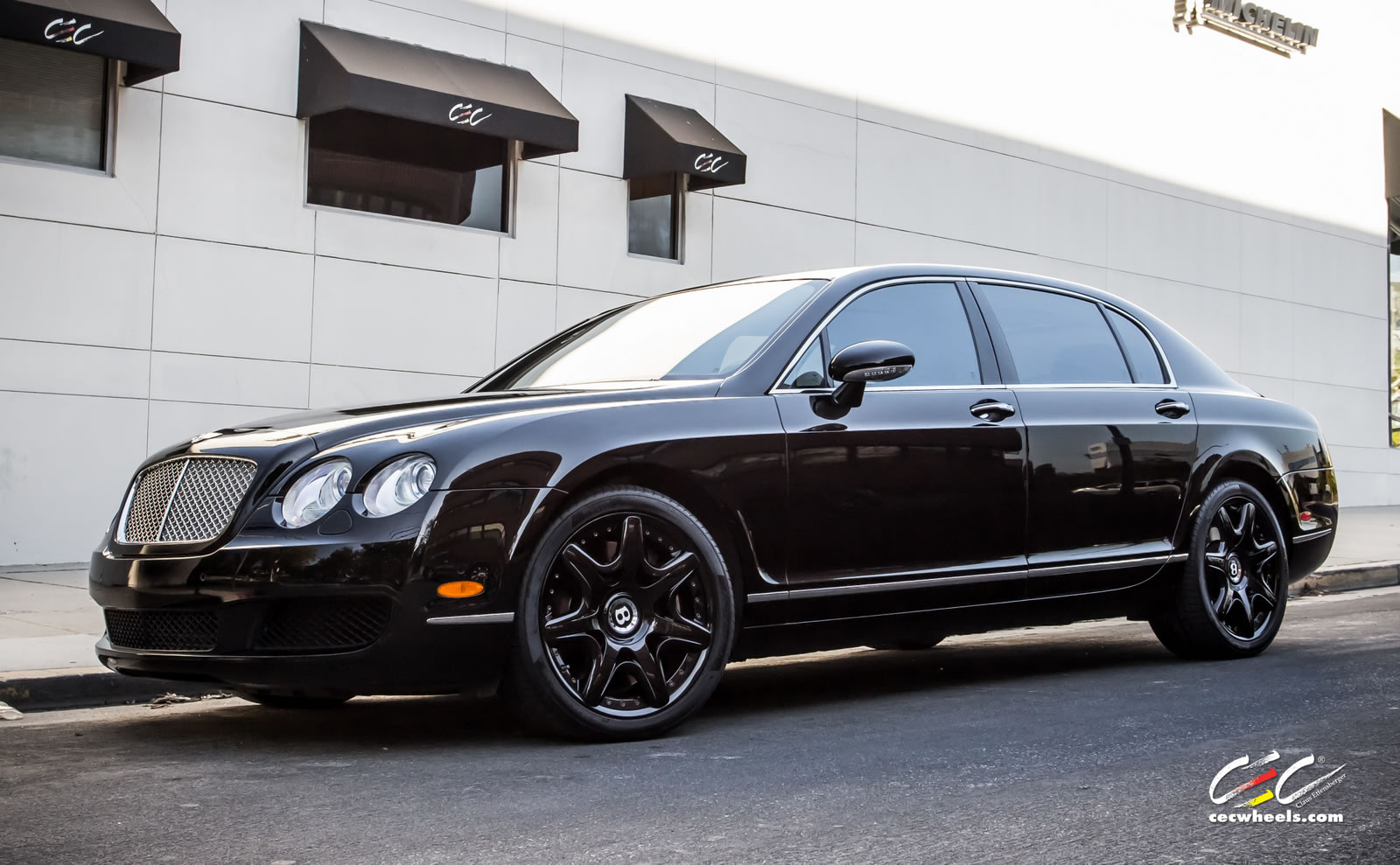 2007 bentley continental flying spur photos informations articles. Black Bedroom Furniture Sets. Home Design Ideas
