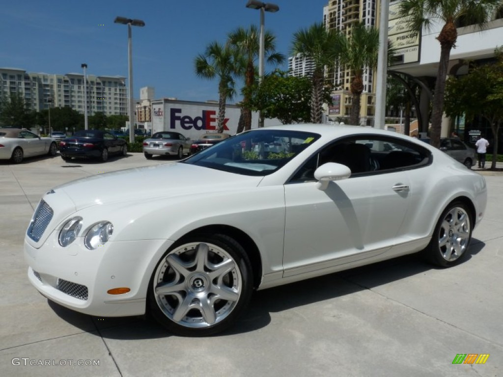 2007 Bentley Continental Gt #16