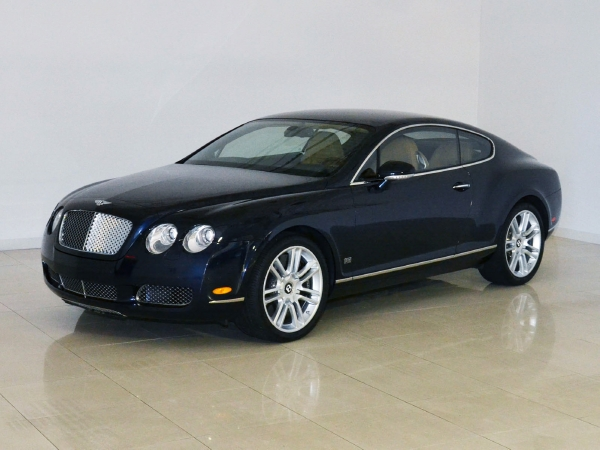 2007 Bentley Continental Gt #13