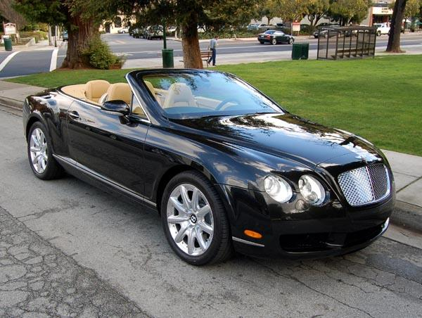 2007 bentley continental gtc photos informations. Black Bedroom Furniture Sets. Home Design Ideas