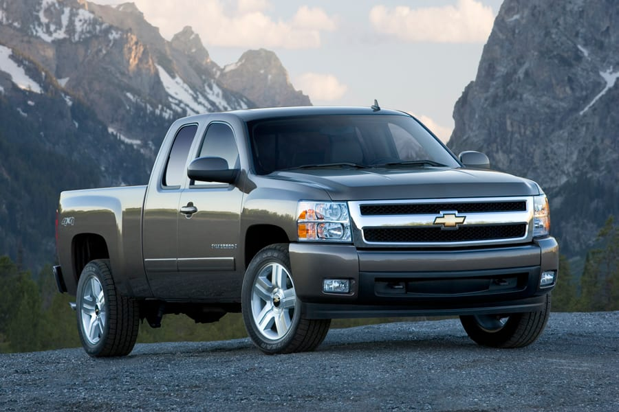 2007 chevrolet silverado photos informations articles bestcarmag. Cars Review. Best American Auto & Cars Review