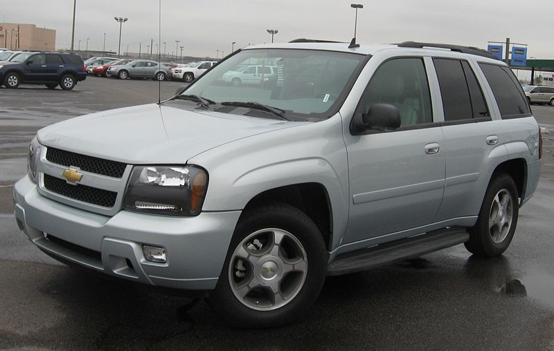 2007 Chevrolet Trailblazer #17
