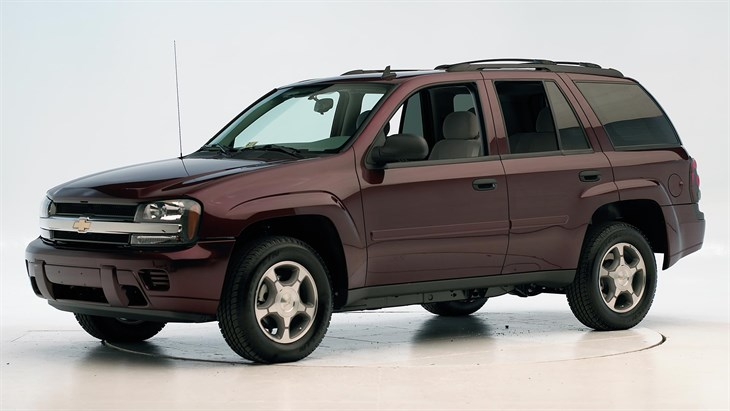 2007 Chevrolet Trailblazer #16