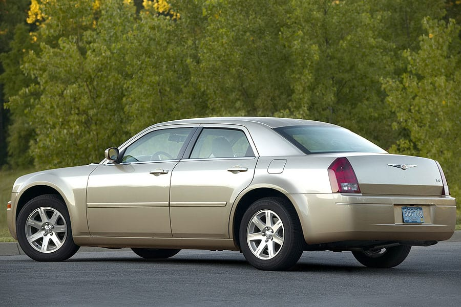 2007 Chrysler 300 #10
