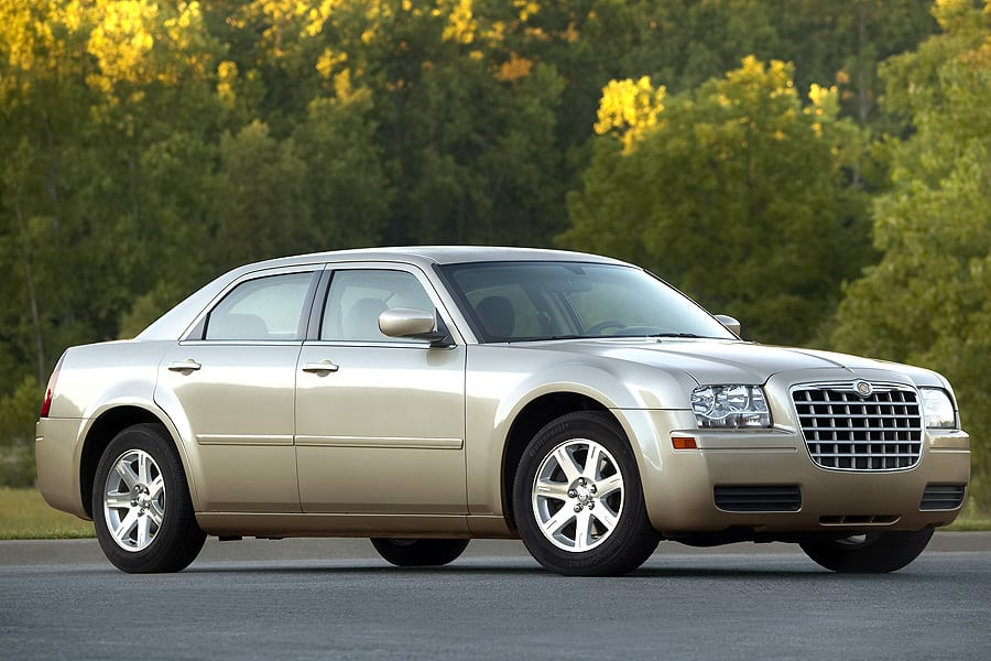 2007 Chrysler 300 #12