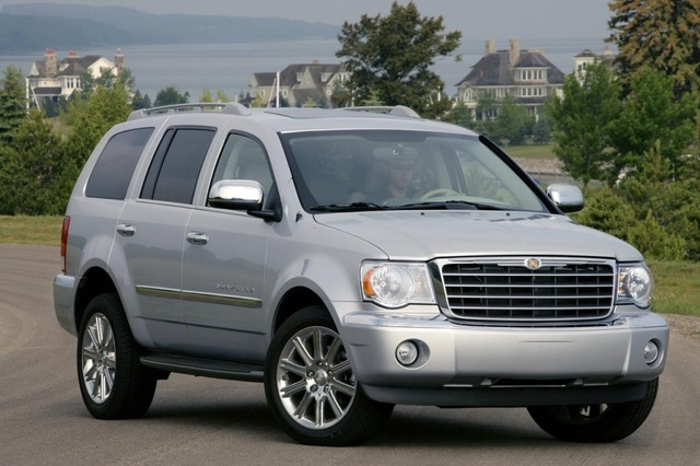 2007 Chrysler Aspen #19