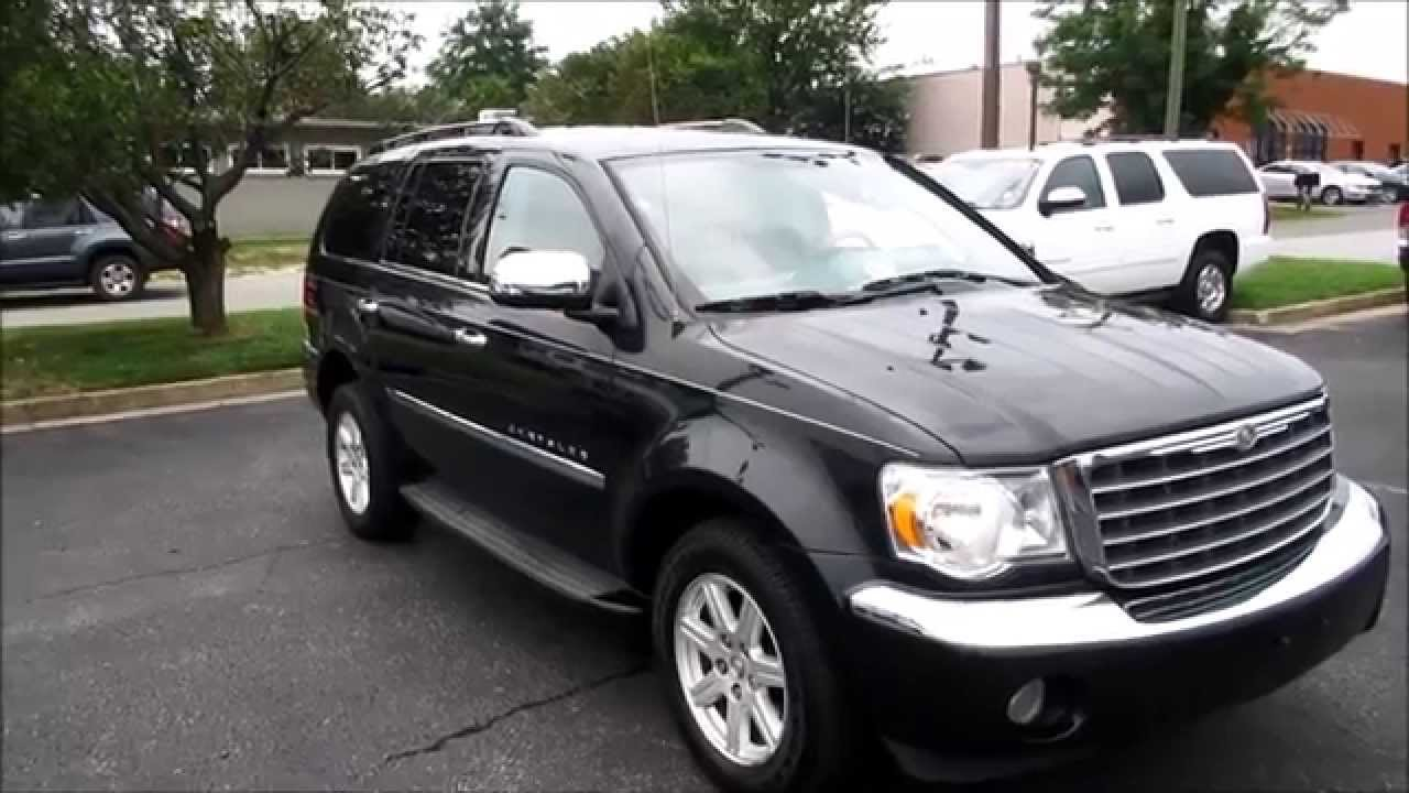 2007 Chrysler Aspen #22