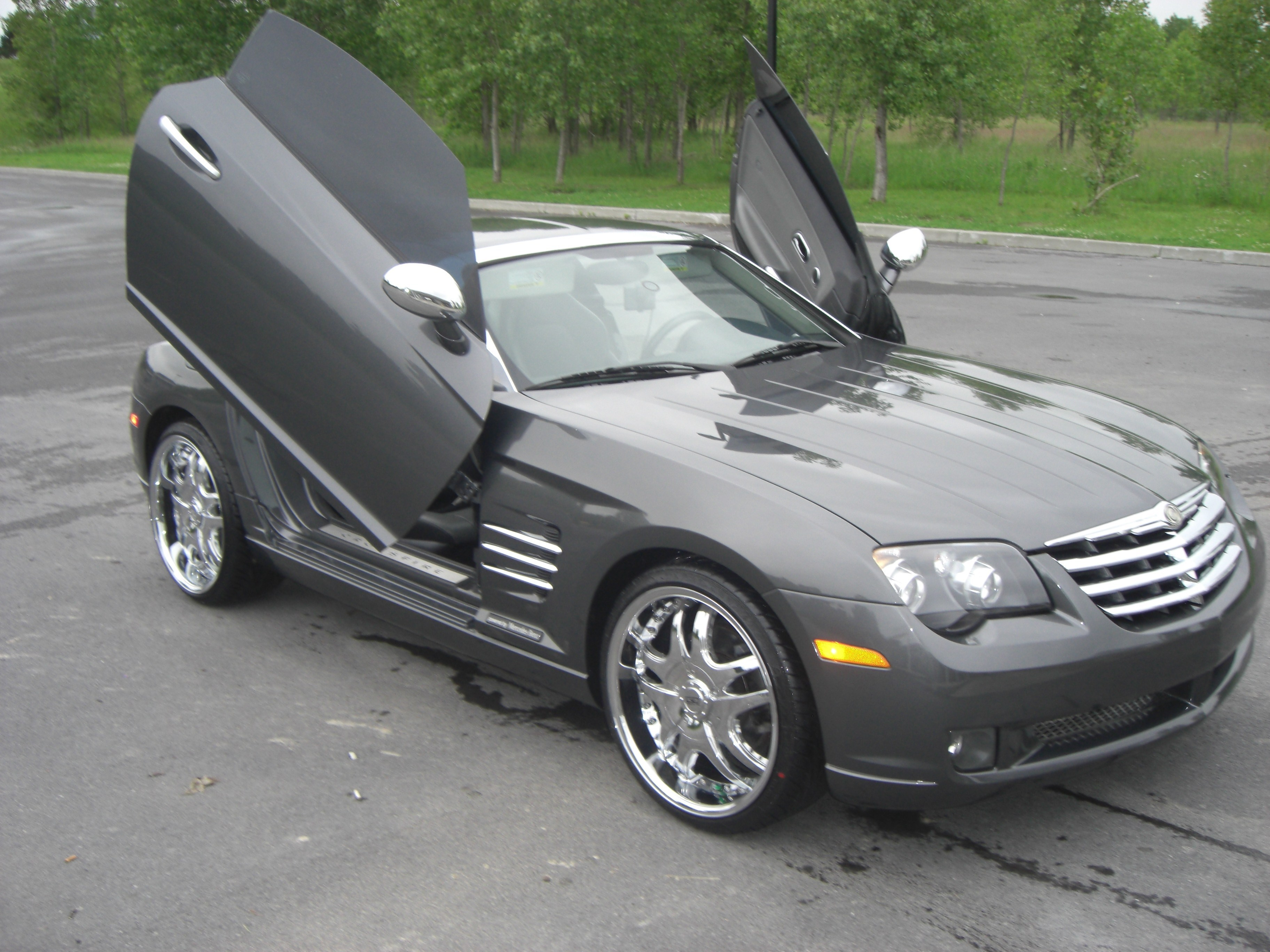 2007 Chrysler Crossfire #17