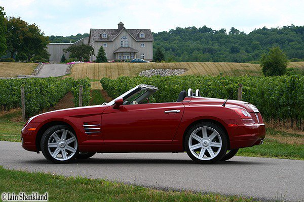 2007 Chrysler Crossfire #22