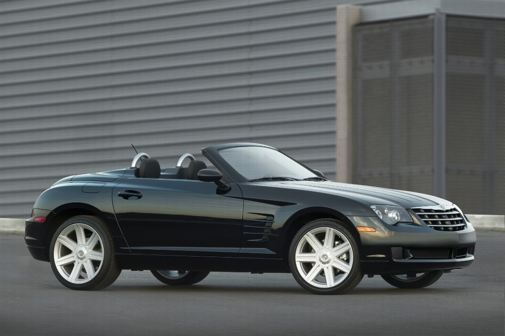 convertible low mileage forum img super roadster chrysler miles crossfire sale cars only srt