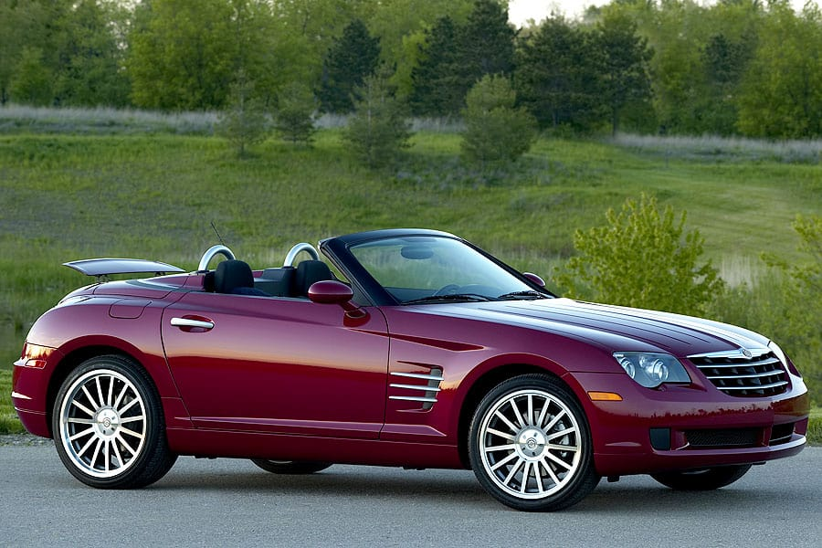 2007 Chrysler Crossfire #20