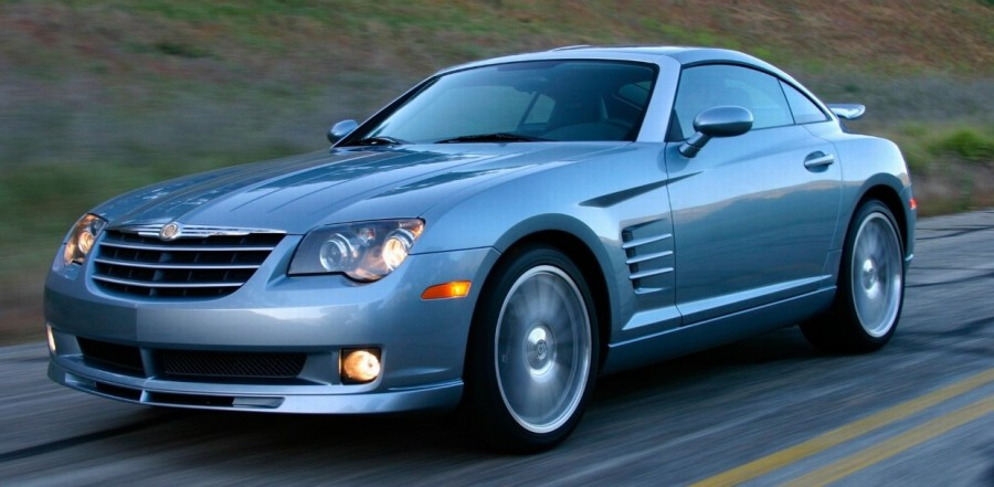 2007 Chrysler Crossfire #21