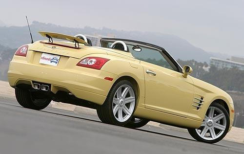 2007 Chrysler Crossfire #25