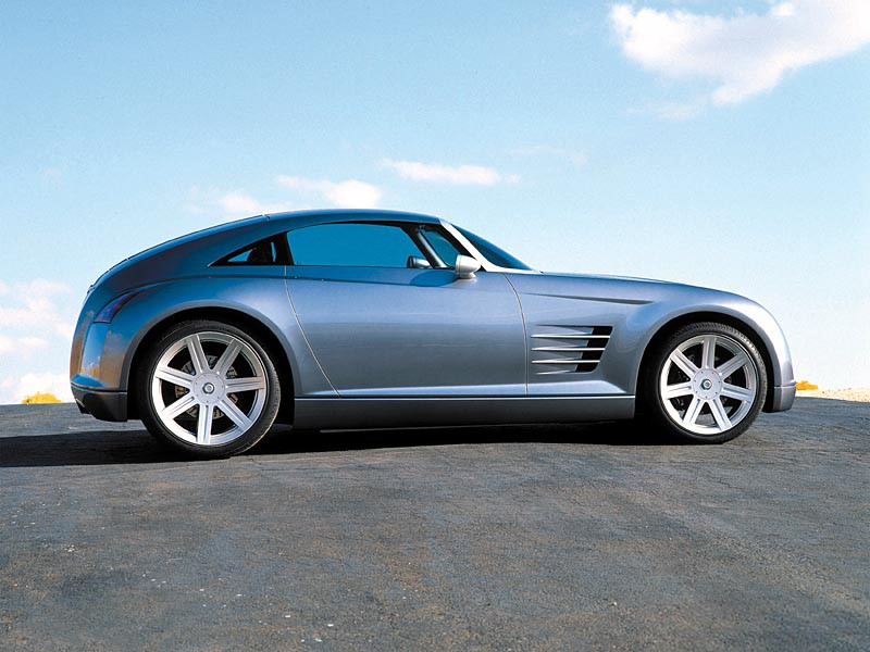 2007 Chrysler Crossfire #26