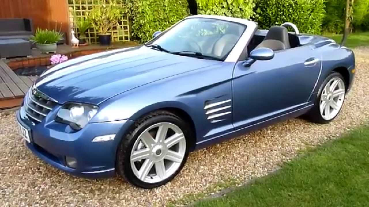 2007 Chrysler Crossfire #23