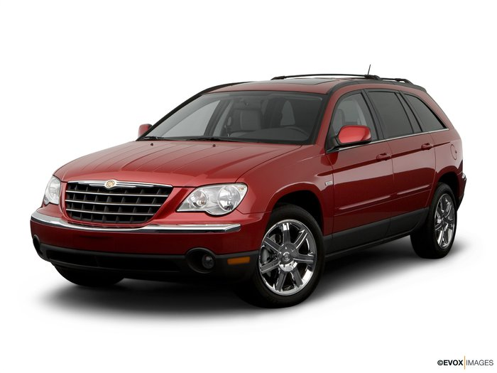 2007 Chrysler Pacifica #17