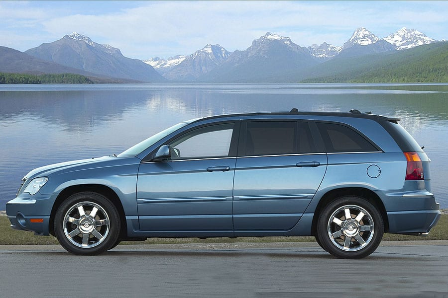 2007 Chrysler Pacifica #20