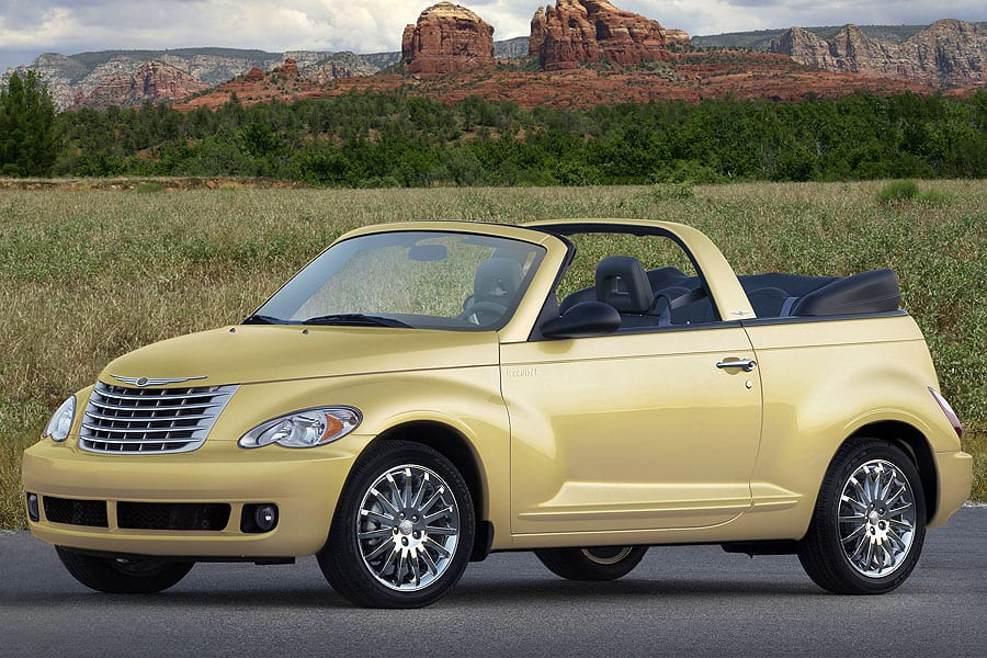 2007 Chrysler Pt Cruiser #20