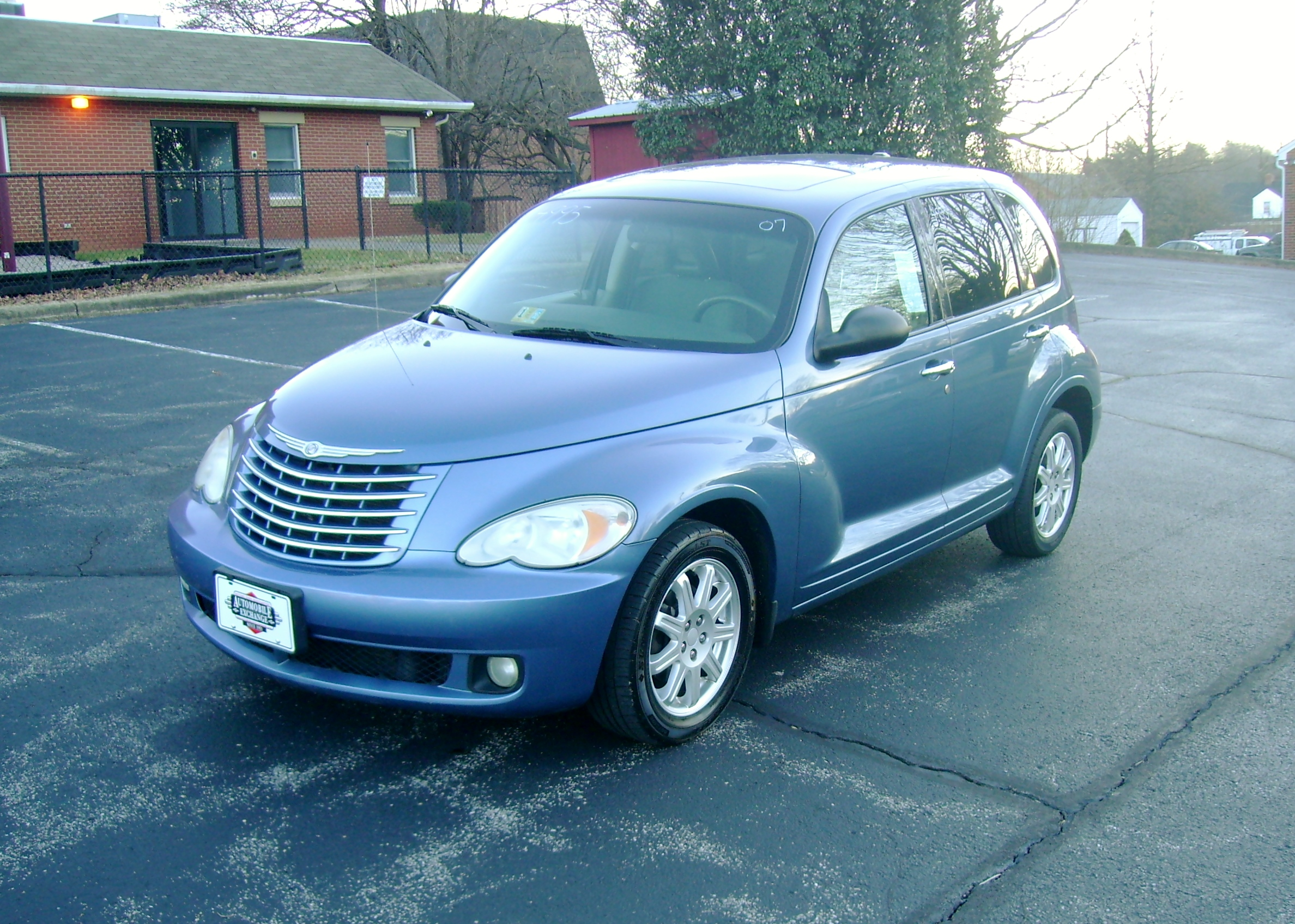 2007 Chrysler Pt Cruiser Photos Informations Articles Fuel Filter 21