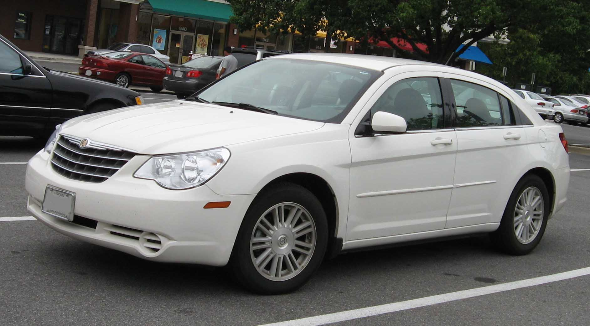 2007 Chrysler Sebring #15