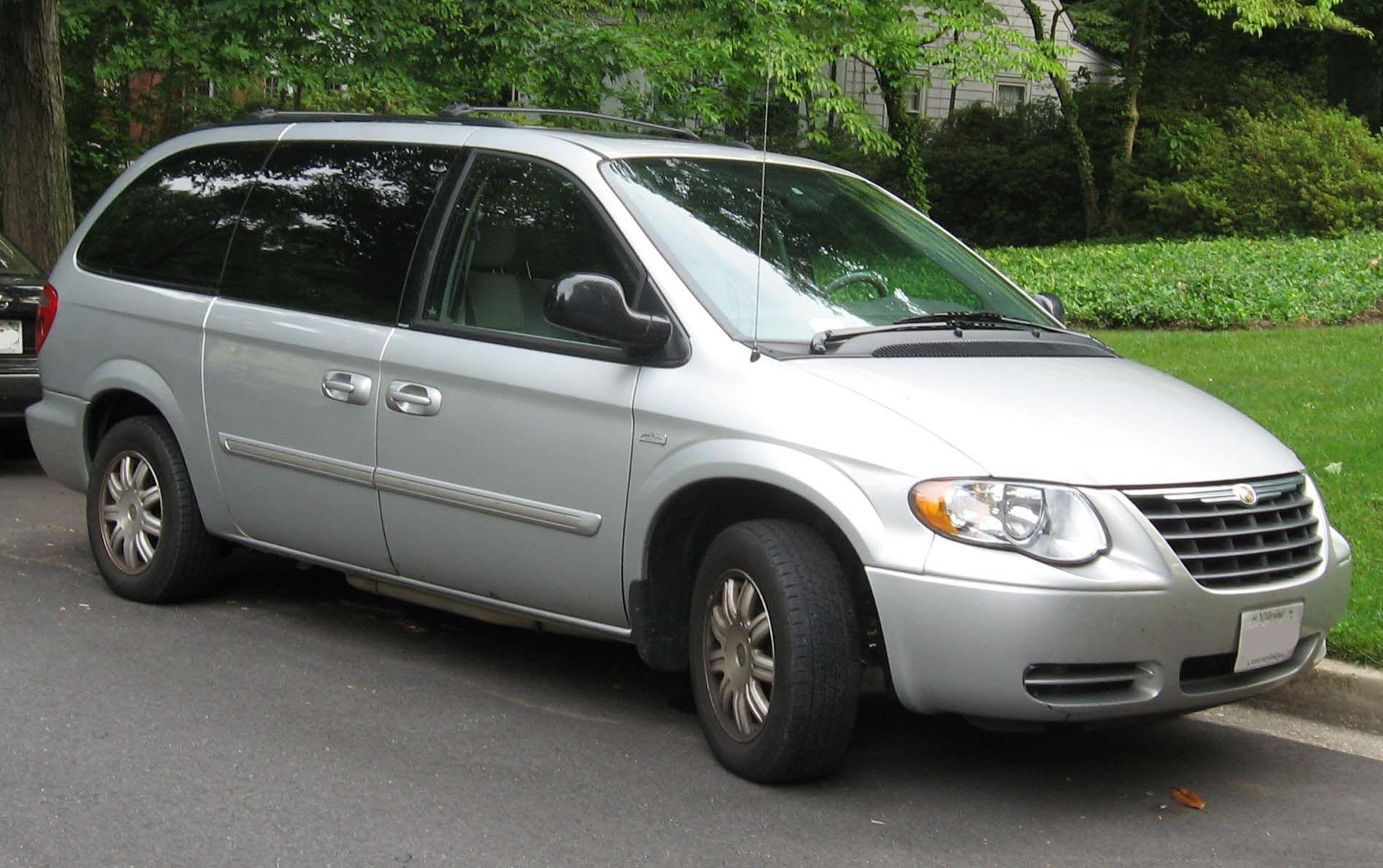 2007 Chrysler Town And Country #19