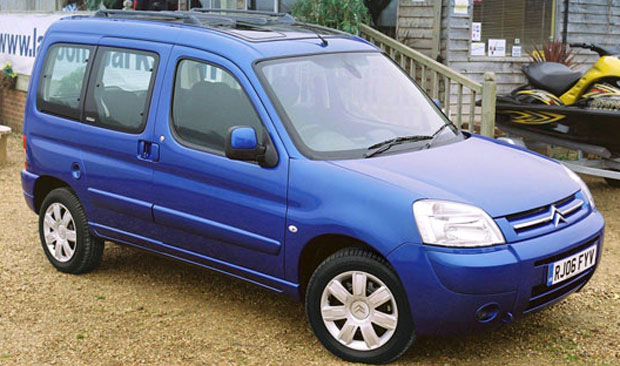 2007 Citroen Berlingo #21