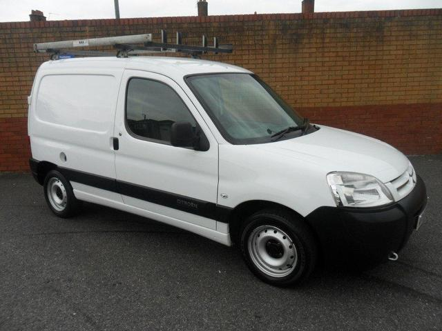 2007 Citroen Berlingo #23