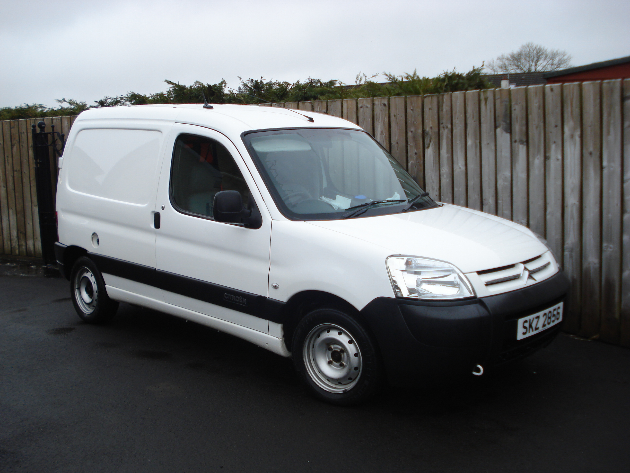 2007 Citroen Berlingo #18