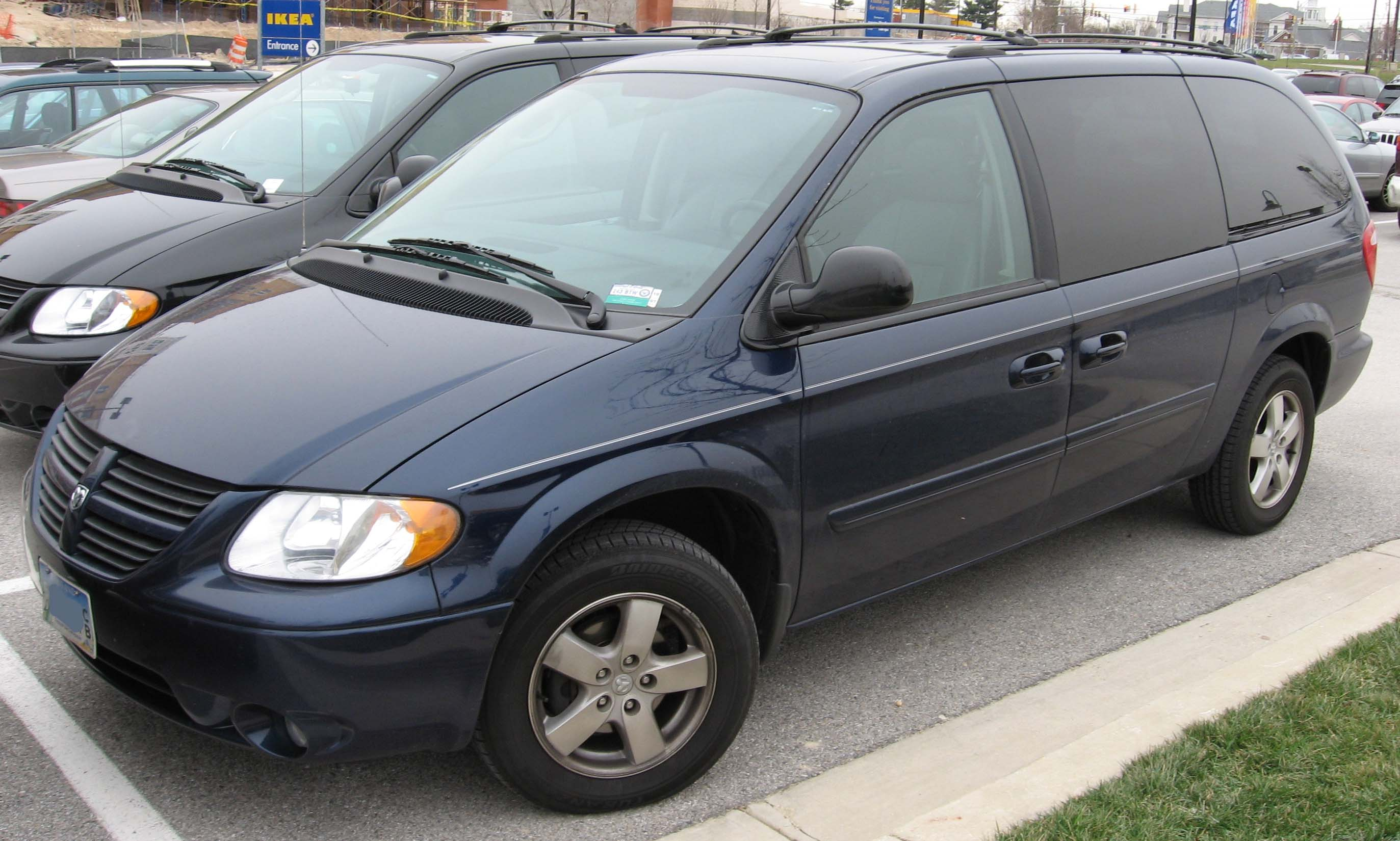 2007 dodge grand caravan photos informations articles. Black Bedroom Furniture Sets. Home Design Ideas