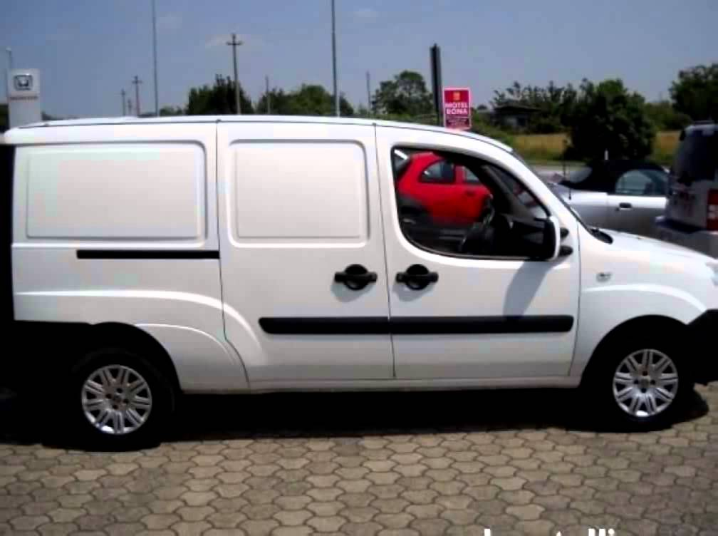2007 fiat doblo photos informations articles. Black Bedroom Furniture Sets. Home Design Ideas