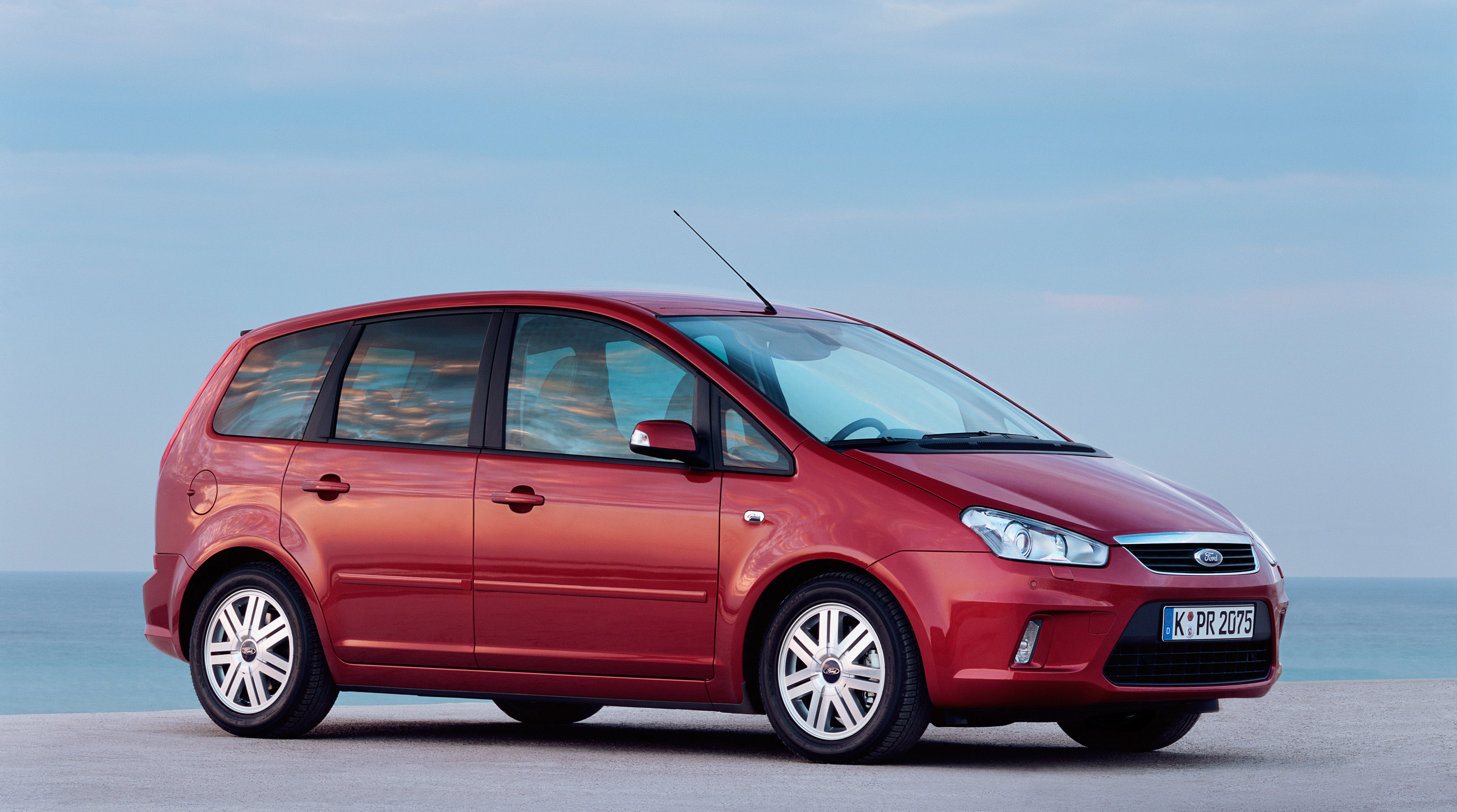 2007 Ford C-MAX #16