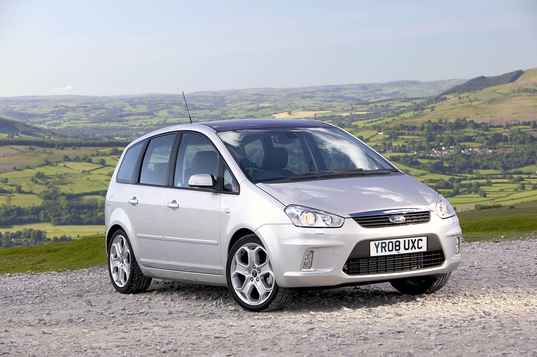 2007 Ford C-MAX #20