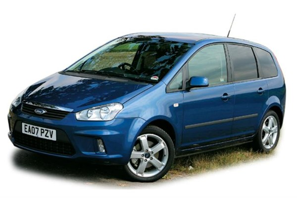 2007 Ford C-MAX #21