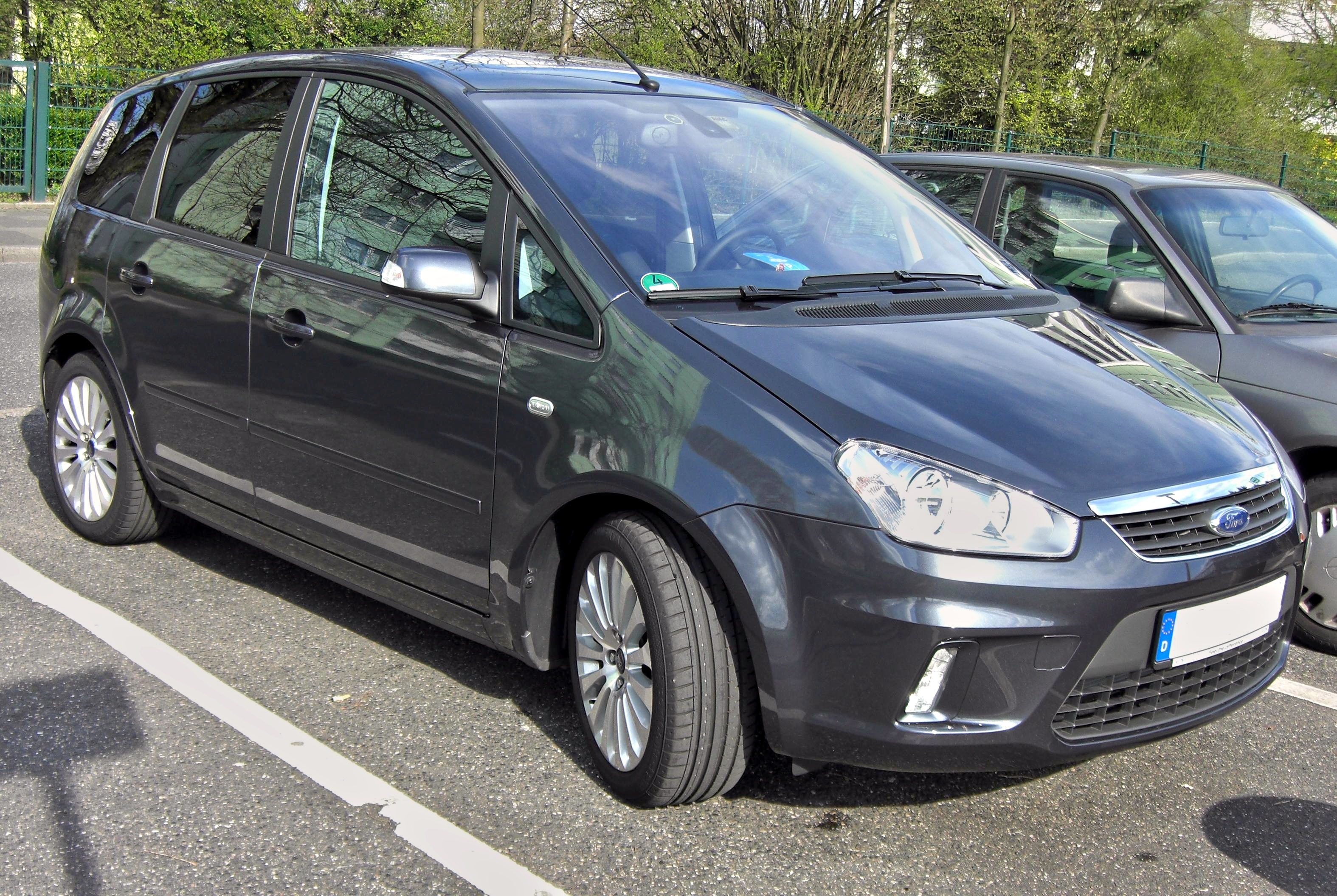 2007 Ford C-MAX #17