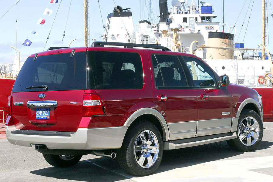 2007 Ford Expedition El #19