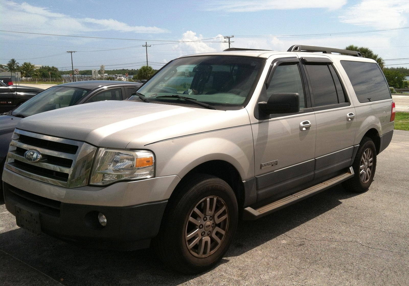 2007 Ford Expedition El #23