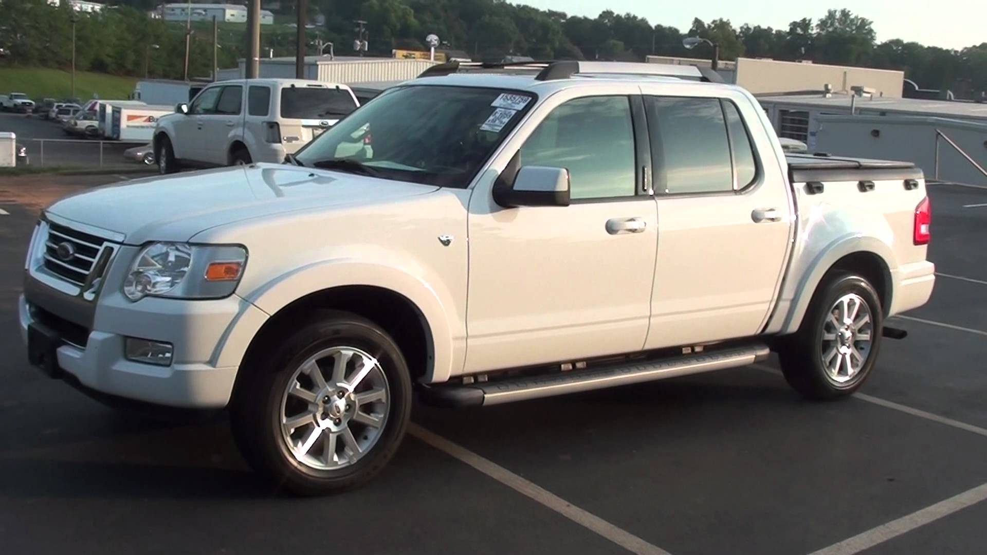 2007 Ford Explorer Sport Trac #18