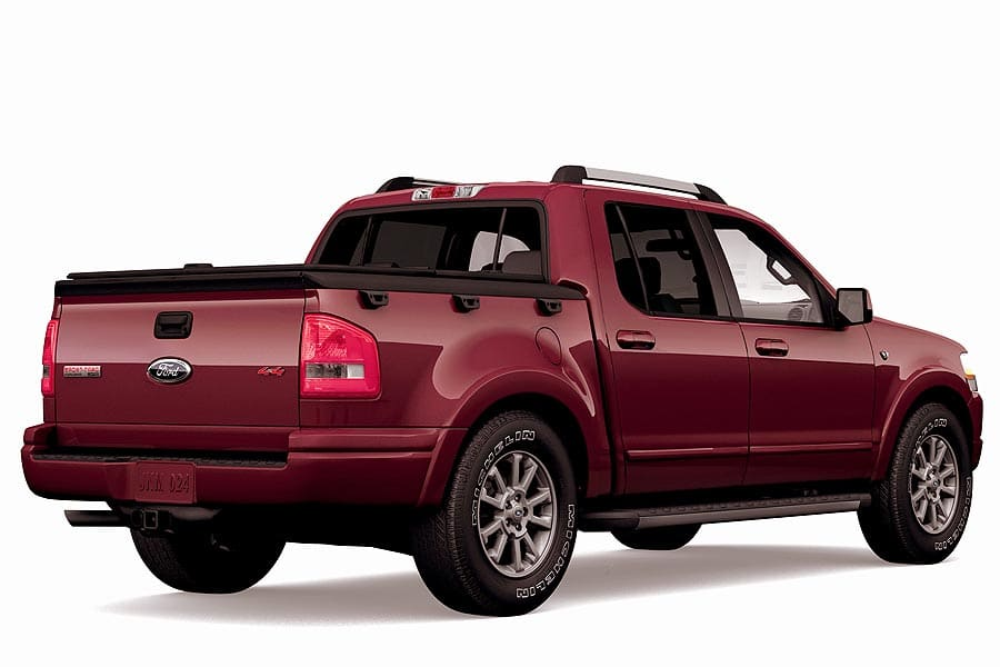 2007 Ford Explorer Sport Trac #20