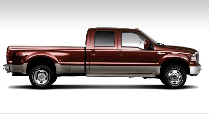 2007 Ford F-350 Super Duty #18