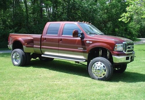 2007 Ford F-450 #29