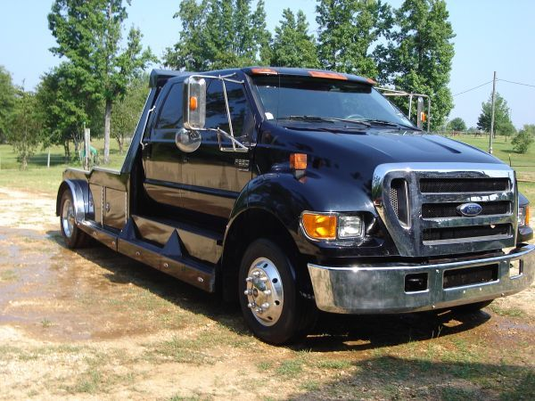 2007 Ford F-650 #21