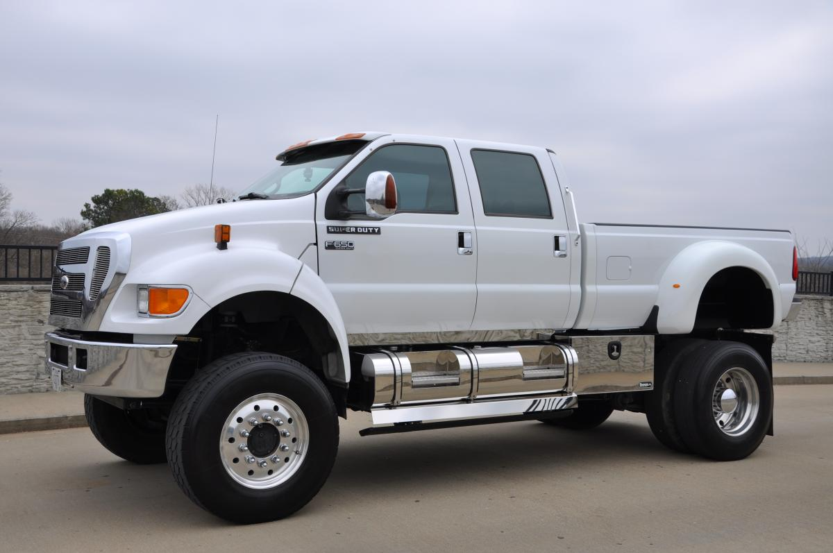 2007 Ford F-650 #20
