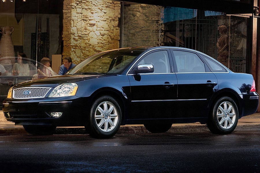 2007 ford five hundred photos informations articles. Cars Review. Best American Auto & Cars Review