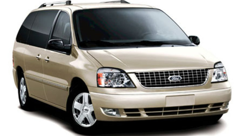 2007 Ford Freestar #21