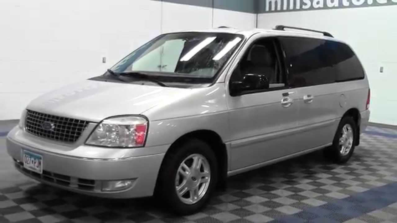 2007 Ford Freestar #18