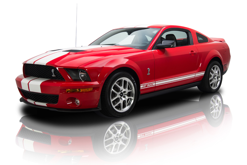 2007 Ford GT 500 #17