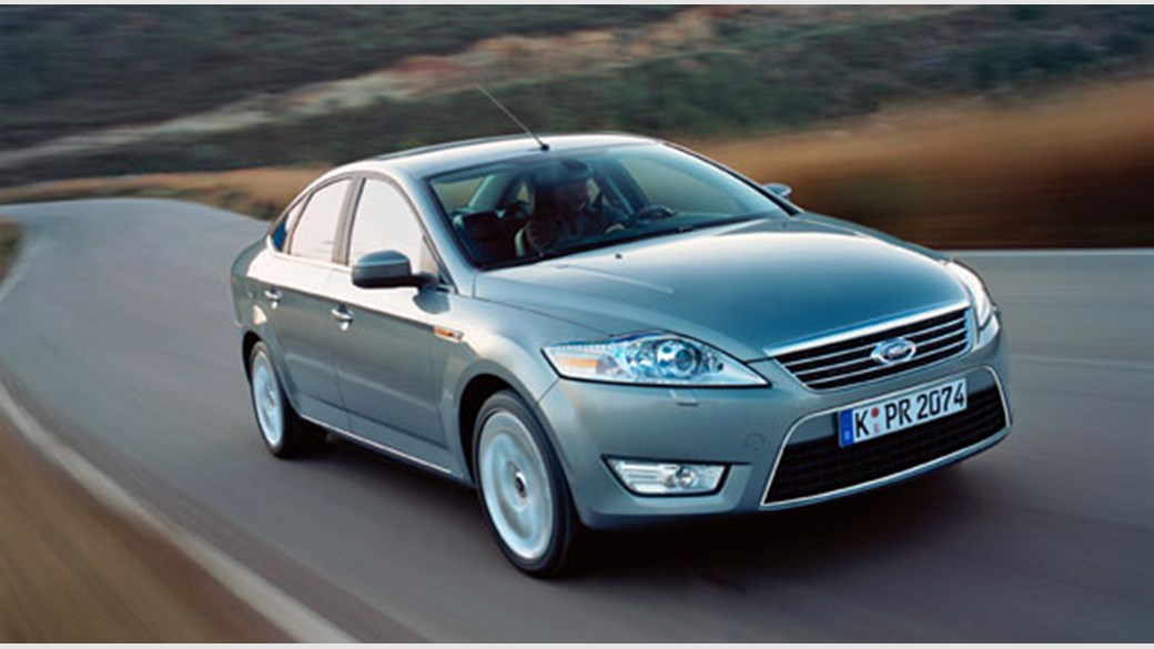 2007 Ford Mondeo #18
