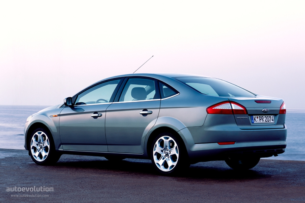 2007 Ford Mondeo #23