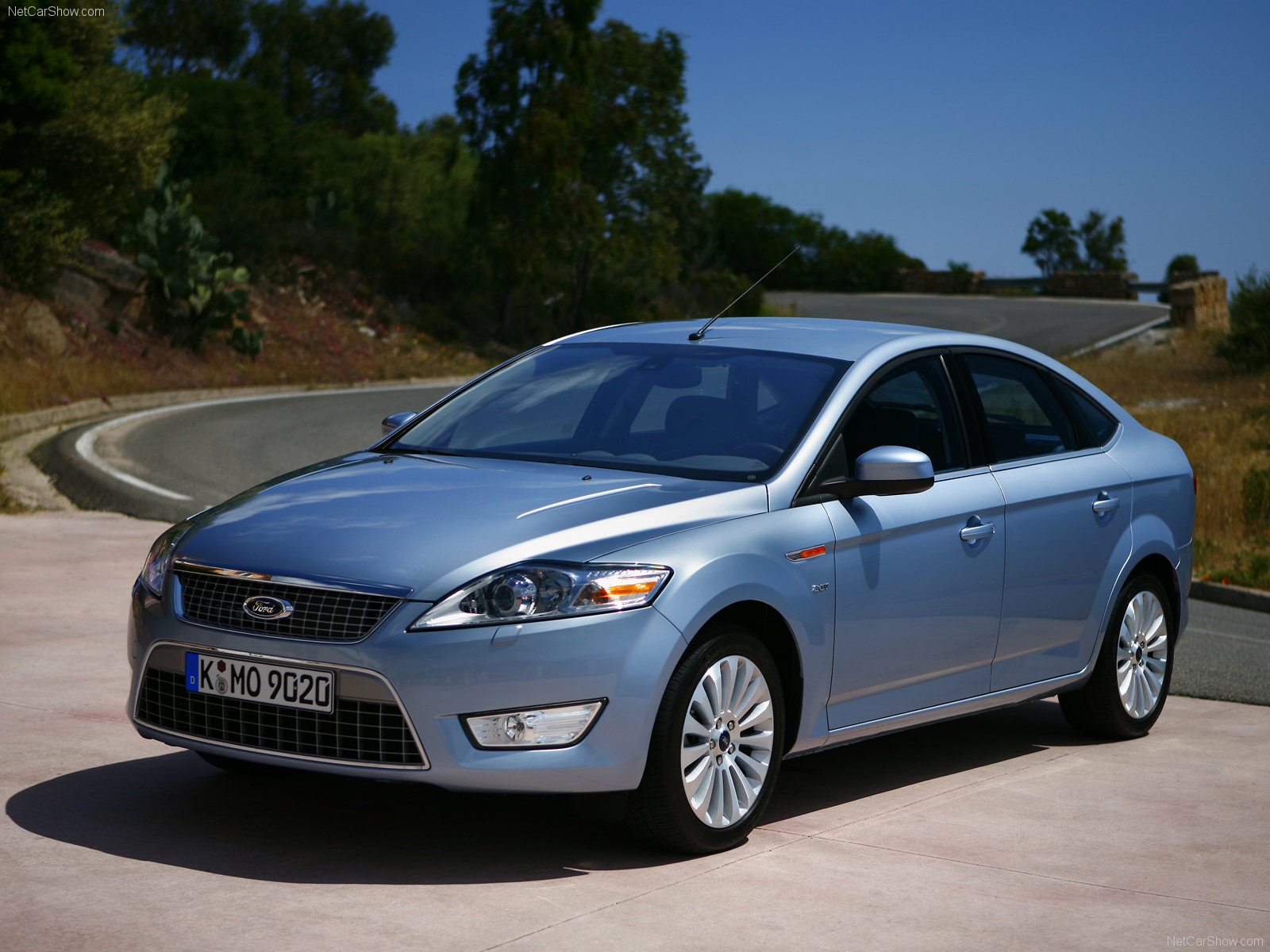 2007 Ford Mondeo #22
